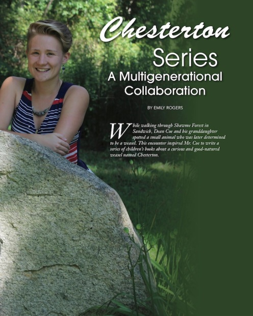 Chesterton Series: A Multigenerational Collaboration2
