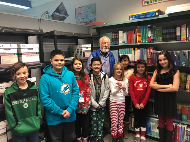 Oak Ridge School's Wild Moon Group
